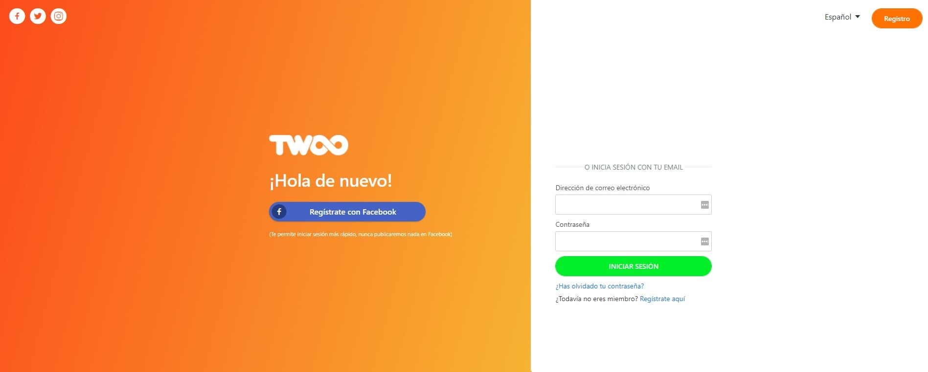 twoo-opiniones