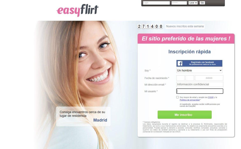 ¿Qué es Easyflirt?